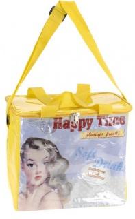 Handliche Thermotasche HAPPY TIME - 15 Liter