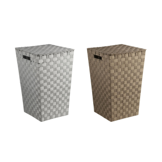 Wäschekorb, Wäschesammler, 53x33x33 cm, 5five Simply Smart