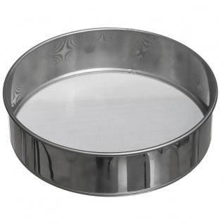 Metallform für Kuchen, Kuchen, Durchmesser 22 cm, Metall - Secret de Gourmet