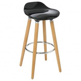 Barhocker FILEL, Stuhl auf einer Plattform, Höhe: 80 cm