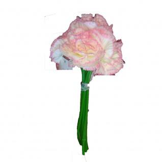 Künstlicher Blumenstrauß FRESH GARDEN, Ø 13 x 24 cm, rosa