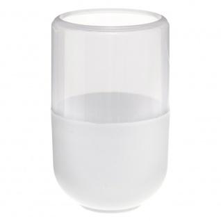 Zahnputzbecher, Behälter, gelb - 5five Simple Smart