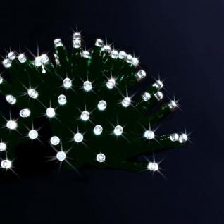 Solarlichterkette 100 LED's - 10 m Beleuchtung - zum Innen- und Außengebrauch - Farbe MULTICOLOR - Fééric Lights and Christmas