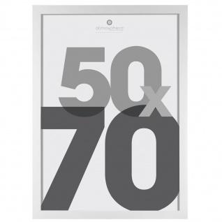 Bilderrahmen, 50 x 70 cm, weiß