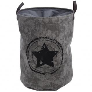 Wäschekorb, Behälter - 60 Liter, Ø 42x55cm - Vorschau
