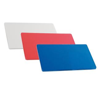Schneidebrett in blau nach HACCP-Anforderungen, Küchenbrett, Servierbrett - blau
