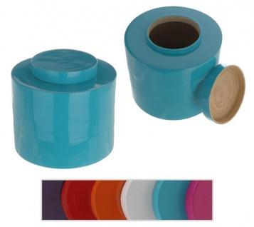 Multifunktionsbehälter aus Bambus mit Deckel - 6 l
