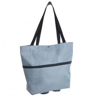 Einkaufstasche TROLLEY, klappbar, 3 in 1, WENKO - WENKO