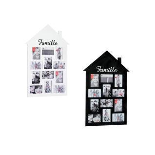 Rahmen für 12 Fotos, Fotos - Multirama, in DOME 83 x 53 cm x 1 cm