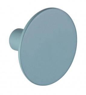 Badezimmer-Kleiderbügel 6 cm, Farbe blau, Wenko