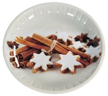 Weihnachtsteller zum Servieren von Snacks, Ø 32 cm, KESPER