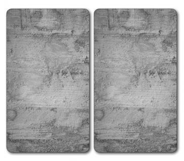 Multifunktions-Unterlegscheiben, hitzebeständige Schneidebretter aus gehärtetem Glas - Kesper