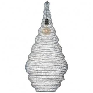 Dekorative Stehlampe ALI, 82 cm, grau - Atmosphera
