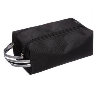 HOMME Herren Reisetasche, 2 Fächer, Farbe schwarz - 5five Simple Smart