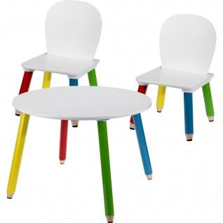 Set Kindermöbel: Tisch + 2 Stühle, Set - Home Styling Collection