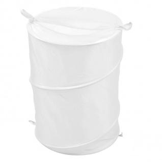 Wäschekorb Poppup Deckel Polyester 38 x 50 cm - Douceur d'intérieur - Vorschau 1