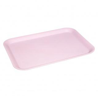 Melamin Küchentablett HESTIA, 43x32 cm, pastellrosa - Secret de Gourmet