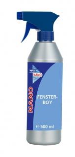 Fensterreiniger NANO, 500 ml, WENKO - WENKO