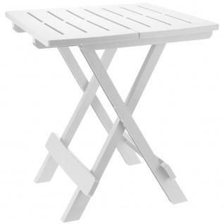 Klapptisch Gartentisch.Kunststoff Beistelltisch Kleiner Klapptisch Gartentisch Tisch Camping