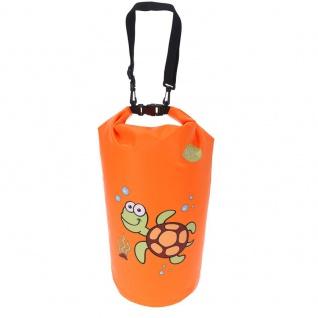 Wasserdichte Segeltasche, 30 L, orange