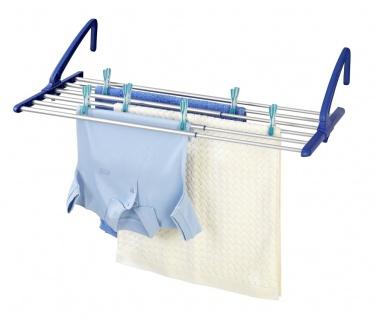 Waschbarer Trockner mit verstellbarer Breite, tragbarer Unterwäsche-Halter - WENKO