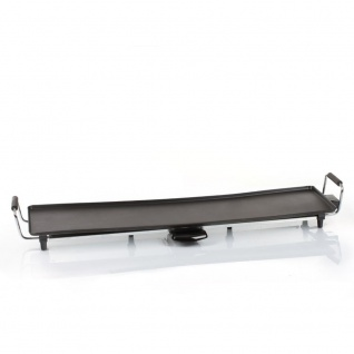 Secret de Gourmet, Elektrische Grillplatte, Elektrisches Aluminiumkochblech, 90 cm