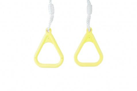 Turnringe für Kinder, gelb