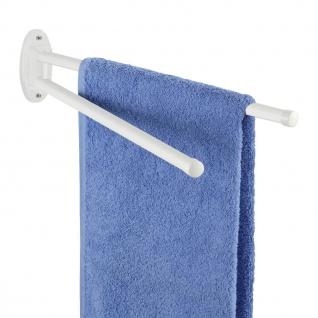 Handtuchhalter BASIC, 2 Schultern, WENKO