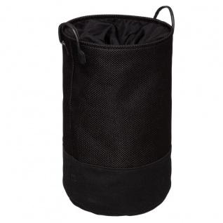 Textiltasche für Wäsche LINGE, schwarz - 5five Simple Smart
