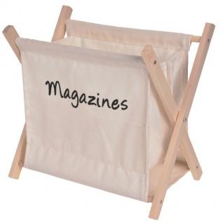 Holz Magazin Rack Halter für Zeitungen, Zeitschriften und Tageszeitungen