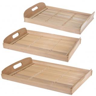 Bambusfaser-Tablett, dekoratives Speisebrett, Frühstückstablett