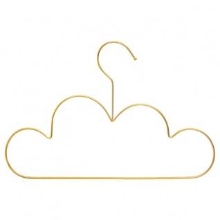 3er-Set Wolkenbügel, Metall, 3er-Set - Atmosphera