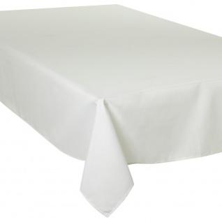 Schmutzabweisende Tischdecke, rechteckiges Tischtuch, elegante Tischdecke für das Wohnzimmer - Farbe anthrazit, 300 x 150 cm
