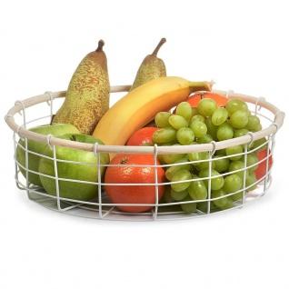 Obstkorb, Gemüse NORDIC - 29 x 9, ZELLER