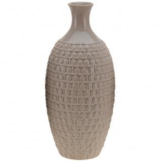 Vase aus Keramik, 38 x Ø 17 cm