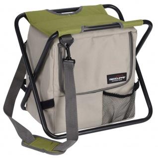 Campinghocker mit Kühltasche - Redcliffs Outdoor