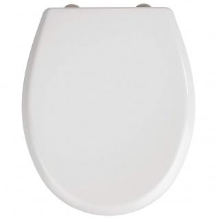 WC-Sitz freifallend, Badzubehör aus Duroplast - WENKO