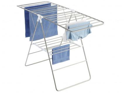 WENKO Wäschetrockner Flex Trockner Wäsche Freistehender Wäscheständer