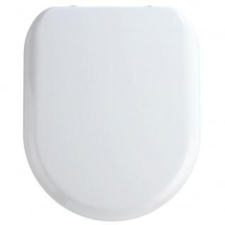 WENKO Premium WC-Sitz Santana Duroplast , mit Absenkautomatik