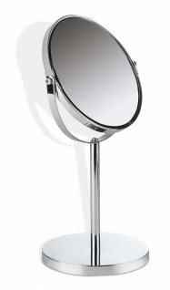 Kosmetikspiegel, drehbar, doppelseitig, Vergrößerung x 3, ZELLER - Vorschau 2
