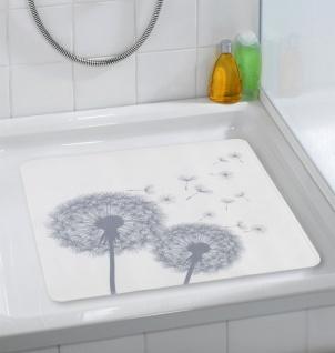 ASTERA Duschmatte aus Kunststoff für Badezimmer, 54 x 54 cm, WENKO - Vorschau 2