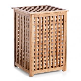 Zeller, Wäschetruhe, Bamboo