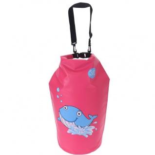 Wasserdichte Segeltasche, 30 L, blau - EH Excellent Houseware