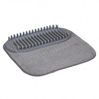 Spülmaschinen+Softpad, 43 x 42 cm, grau - 5five Simple Smart