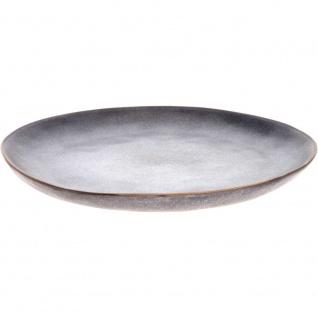 Obstkuchenschüssel rund Dekoplatte 27 cm