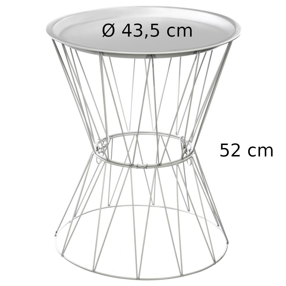 Runder Couchtisch Mit Beinen Aus Metall Couchtisch Tisch Fur Das Wohnzimmer43