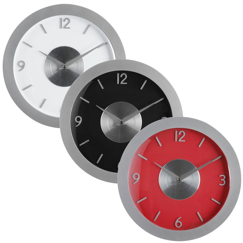 Wanduhr im modernen Stil, eine Uhr für das Wohnzimmer, Küchenuhre