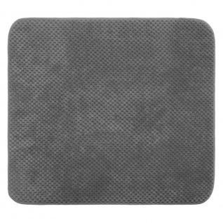 Badteppich TAPIS, 50x38 cm, Farbe grau - 5five Simple Smart