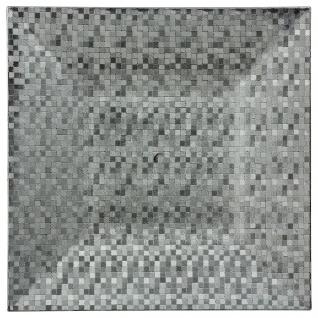 Platzteller quadratisch Pixel - Fééric Lights and Christmas