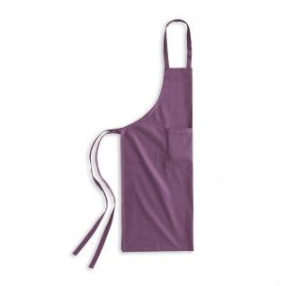 Schürze für Frauen, MASTIC, violett, TODAY